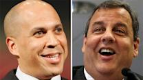 Is Cory Booker too close to Gov. Christie?