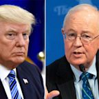 Donald Trump Once Branded His Impeachment Lawyer Ken Starr a 'Lunatic,' Resurfaced Video Reveals
