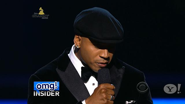 LL Cool J talks Grammys, Whitney Houston and Chris Brown