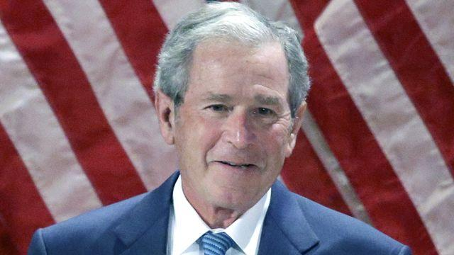Bush on a mission to take 'disorder' out of PTSD