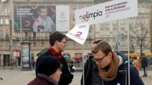 Fuelled by Olympic momentum, young Hungarian group aims for parliament