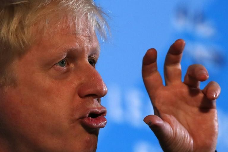 Boris Johnson is almost certain to become Britain's next prime minister (AFP Photo/CHRIS RADBURN)