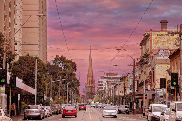 布朗斯威克街 (Brunswick Street):墨爾本 | 布朗斯威克街 (BRUNSWICK STREET) · 來一場波希米亞風散步之旅