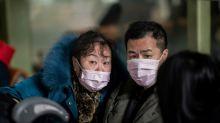 Epidemia do coronavírus transforma Pequim em cidade fantasma