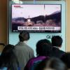 North Korea test-fires ballistic missile in defiance of world pressure