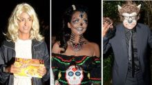 Jonathan Ross' Annual Halloween Party: The BEST celebrity costumes