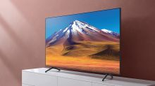 Mucho televisor por poco precio: esta Samsung Smart TV es la más vendida ahora