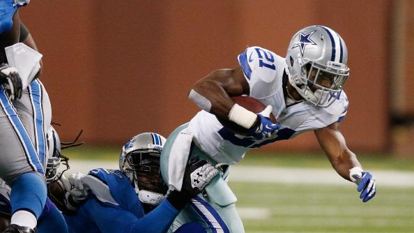 RADIO: Joseph Randle - Cowboys have moved on