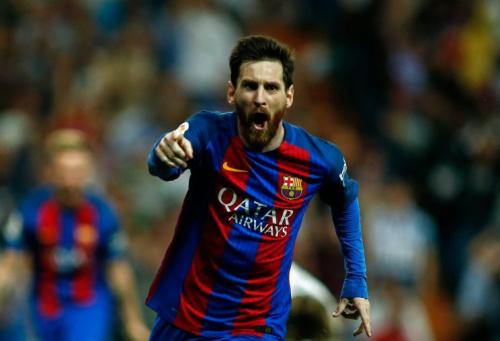 Messi, 500