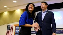 My market value as a stay-at-home mom is 'zero:' Andrew Yang's wife