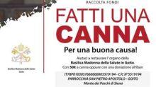 """""""Fatti una canna"""": lo slogan per la colletta della parrocchia è virale"""