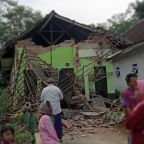 Indonesia's Java hit by magnitude 5.9 quake, seven killed