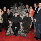 George R.R. Martin Is Still Writing The Real Ending To 'Game of Thrones'
