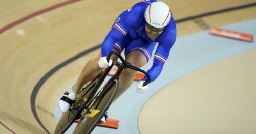Cyclisme - ChM (H) - François Pervis et Quentin Lafargue absents de la finale de keirin
