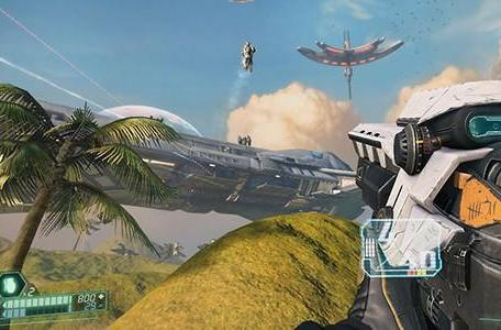 Hi-Rez's Todd Harris argues Tribes: Ascend is a 'complete' and 'content-rich' experience