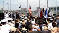 Ceremonies And Parades Mark Memorial Day Across Tri-State Area, Nation