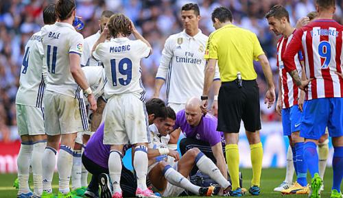 Primera Division: Real-Schock: Pepe fällt aus