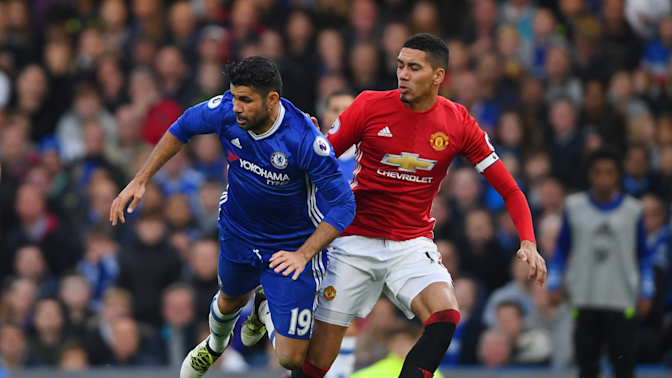 Mourinho to sell Smalling after 'losing patience' with him
