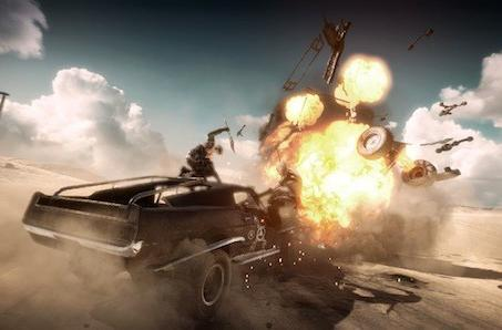 Mad Max tears up a debut gameplay trailer