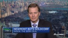 Newmont CEO on Goldcorp deal