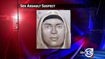 Sketch released of suspect in girl's abduction, sex assault