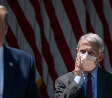 US election: Trump's attacks on Dr Fauci are working - with fewer Americans trusting top scientist
