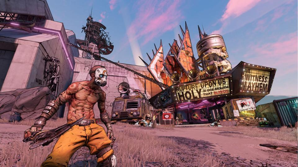 Eli Roth set to direct 'Borderlands' movie based on hit first-person shooter