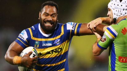 Eels tear up Williams' contract over drugs