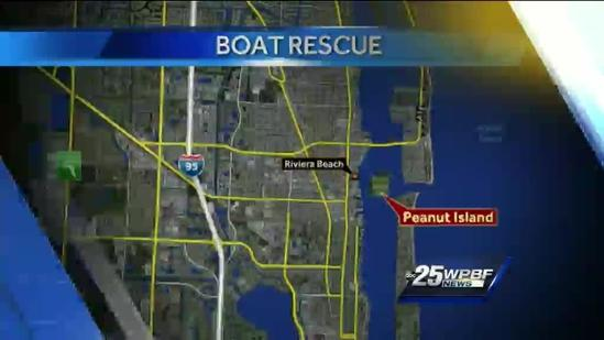 Passengers rescued from sinking yacht