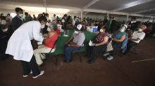 Mexico says 14 townships refuse coronavirus vaccines