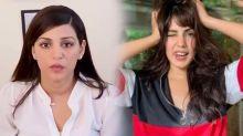Shweta demands Rhea's arrest after watching her interview