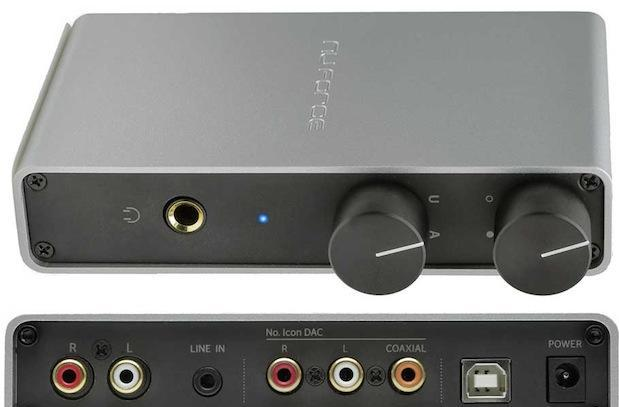 Nuforce Icon DAC and headphone amp arrives for Android, Mac and PC for $325