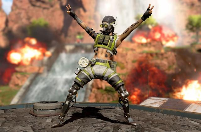 'Apex Legends' Battle Pass and new character Octane arrive tomorrow