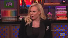 Meghan McCain blasts media for 'weaponizing' feud with former 'View' co-host Abby Huntsman