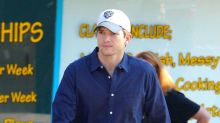 Ashton Kutcher atropella con su coche a un joven que resulta ser uno de sus mayores fans