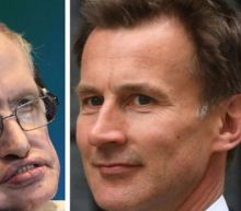 Jeremy Hunt mocked for trying to school Stephen Hawking on Twitter