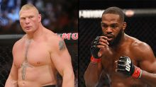 Is Brock Lesnar-Jon Jones a realistic possibility? Not this year...