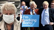 PM's dad Stanley Johnson accused of defying lockdown rules to fly to Greece