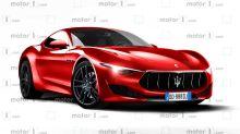 Maserati's new product roadmap reveals an electrified future