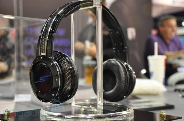 50 Cent Platinum headphones by Sleek Audio hands-on