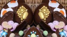 Crea el mejor huevo de Pascua de chocolate en casa