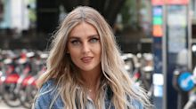 Perrie Edwards shows her natural skin and freckles in holiday selfie