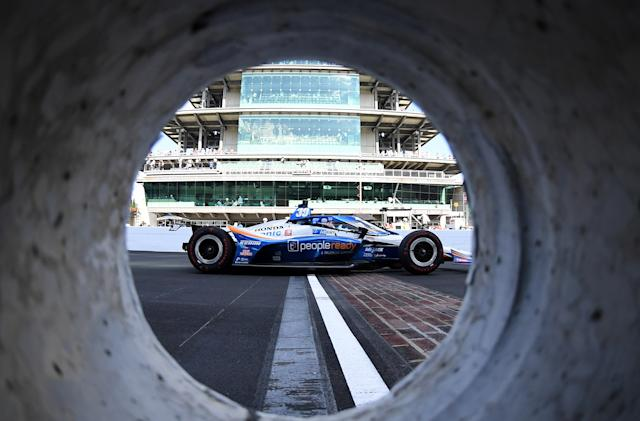 Peacock will stream Indycar practice and qualifying sessions this season