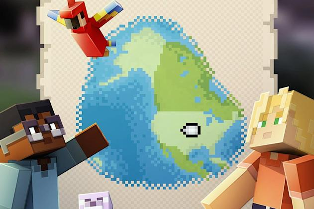 'Minecraft Earth' early access arrives in the US
