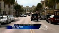 Retirement community residents required to get insurance for souped-up golf carts