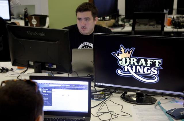 DraftKings and FanDuel face questions about 'insider trading'