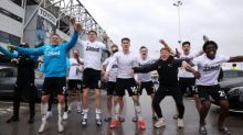 Waghorn hits spot as draw keeps Derby up but relegates Sheffield Wednesday
