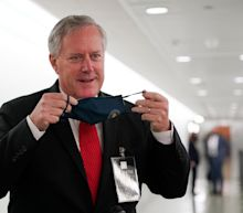 'We're not going to control the pandemic,' Meadows says; Senate blocks Dems' Barrett filibuster: 2020 election updates