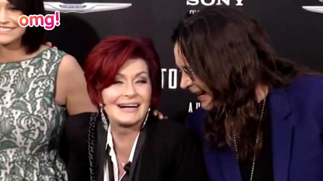 Ozzy says he and Sharon are not getting divorced