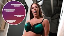 Ashley Graham told 'you'll never be skinny, so stop trying' by troll on Instagram